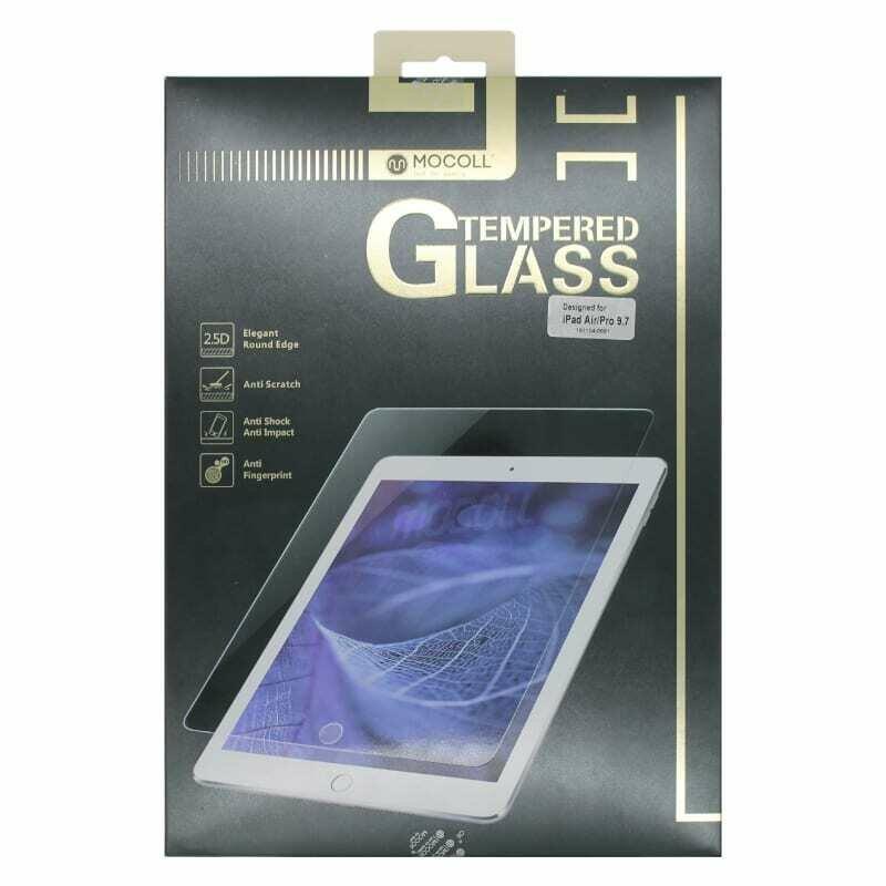 Mocoll 2.5D 9H Hardness 0.33mm 9.7 Ipad Air/iPad Pro Clear