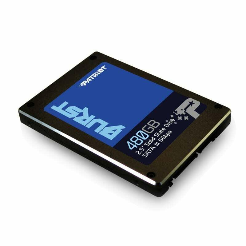 Patriot BURST 480GB 2.5 SSD