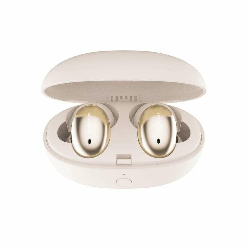 1MORE Stylish E1026BT-I True Wireless Qualcomm aptX BT In-Ear Headphones - Gold