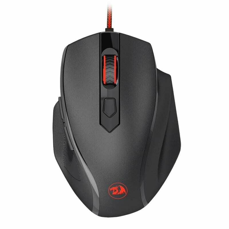 Redragon TIGER 2 3200DPIGaming Mouse - Black