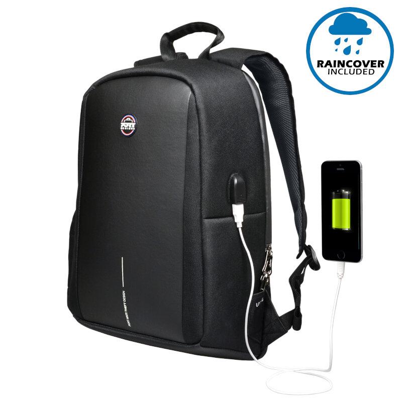 Port Designs CHIGACO EVO 13.3/15.6 Backpack Black