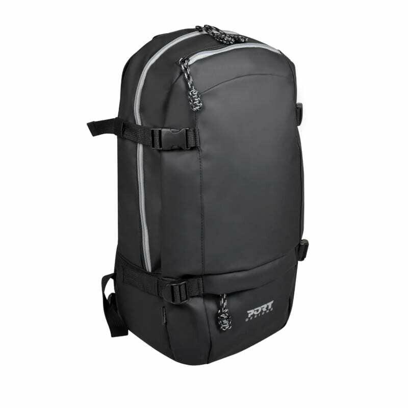 Port Designs BROOKLYN 15.6 Backpack Grey