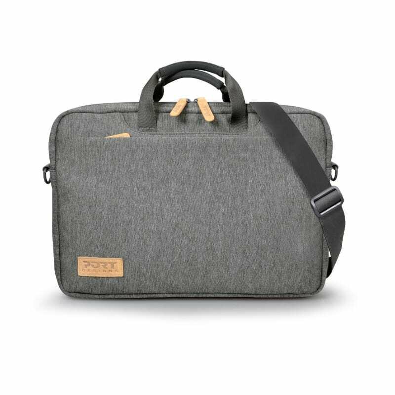 Port Designs TORINO 13.3 Toploading Case Grey