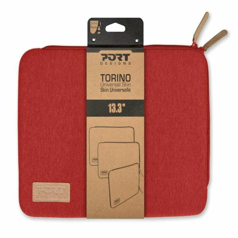 Port Designs TORINO 13.3 Notebook Sleeve Red