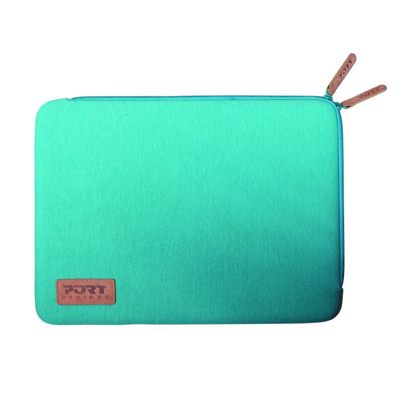 Port Designs TORINO 13.3 Notebook Sleeve Turquoise