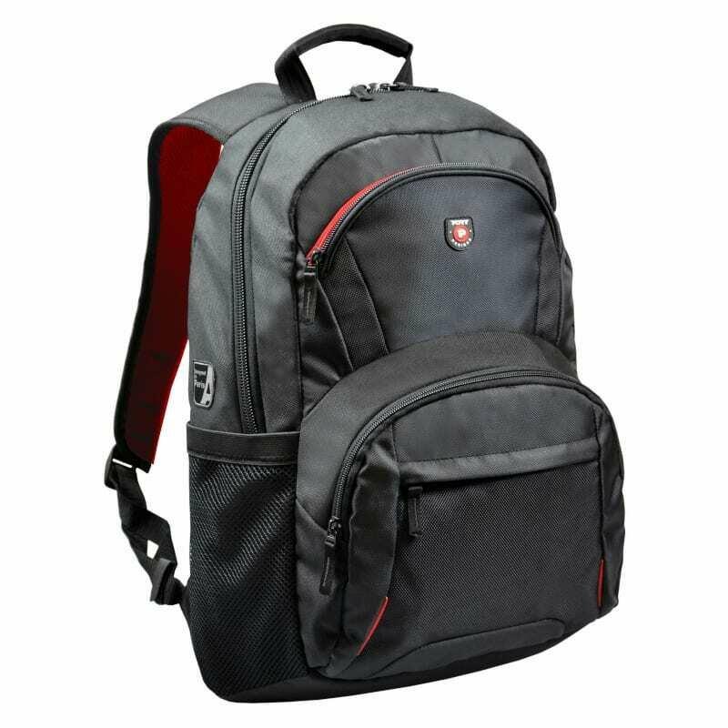 Port Designs HOUSTON 17.3 Backpack Black