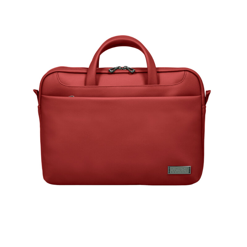Port Designs ZURICH 13/14 Toploading Case Red