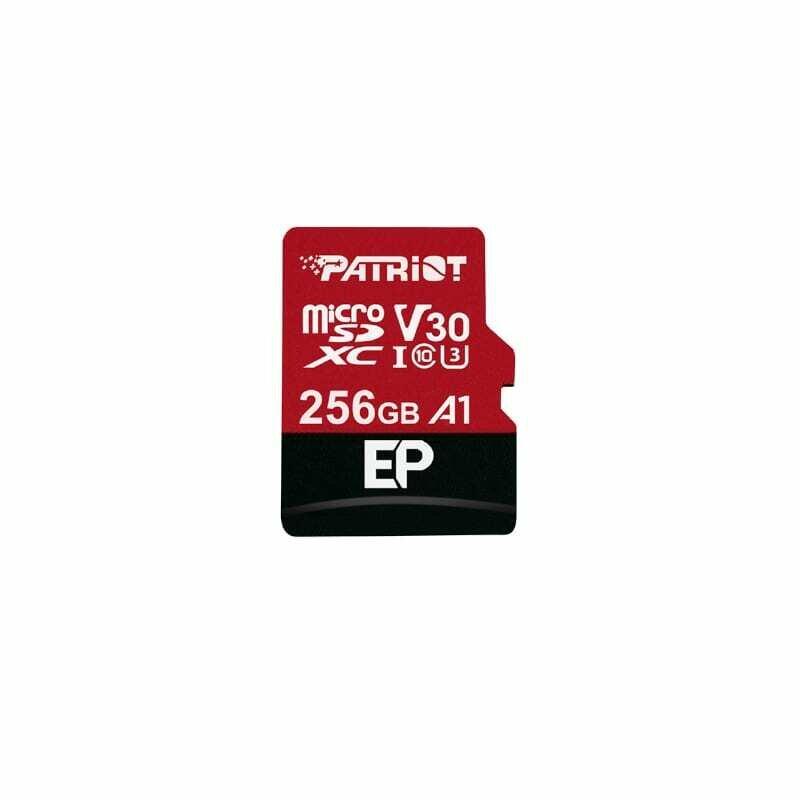 Patriot EP V30 A1 256GB Micro SDXC