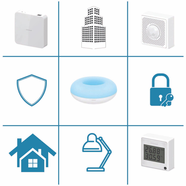 Lifesmart Smart Home Starter Kit Comfort