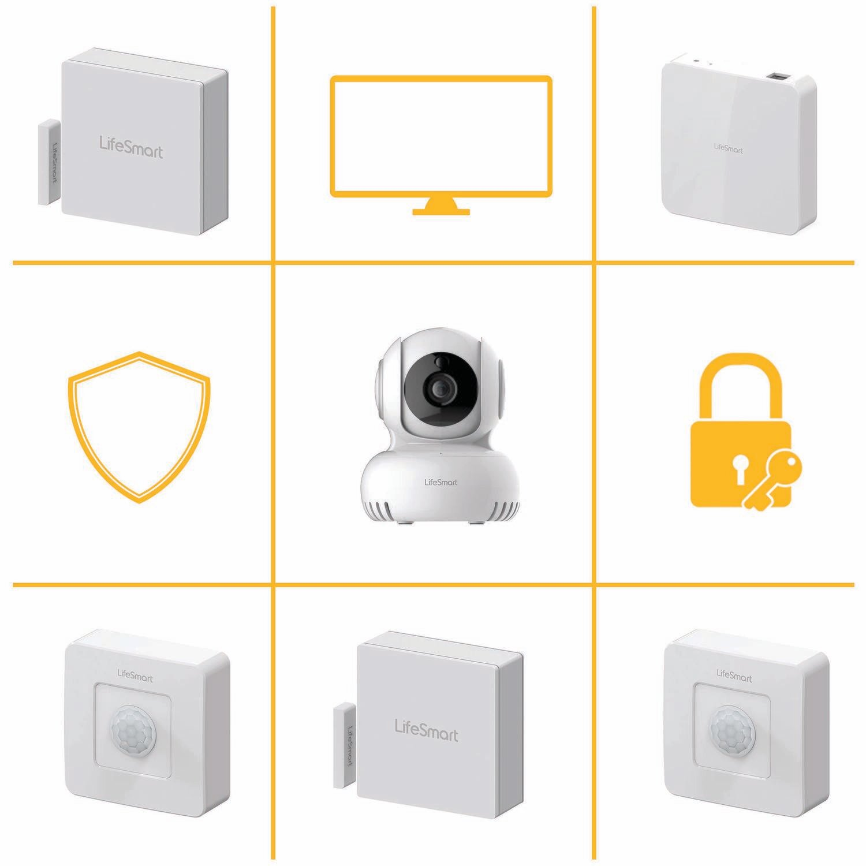 Lifesmart Smart Home Starter Kit Security