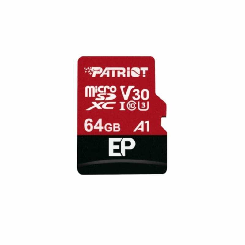 Patriot EP V30 A1 64GB Micro SDXC