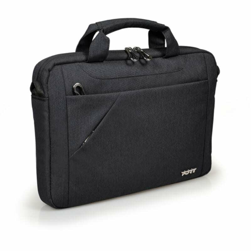 Port Designs SYDNEY 15.6' Toploading Case Black