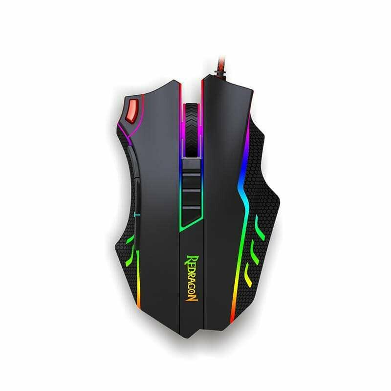 Redragon TITANOBOA2 Chroma 24000DPI Gaming Mouse - Black