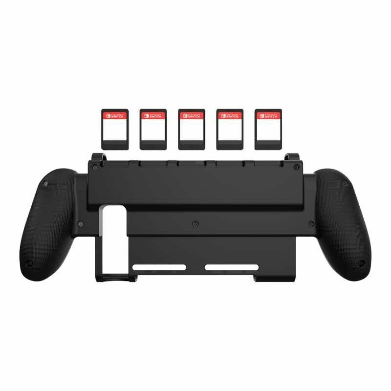 SparkFox Comfort Grip with Game Storage - Switch