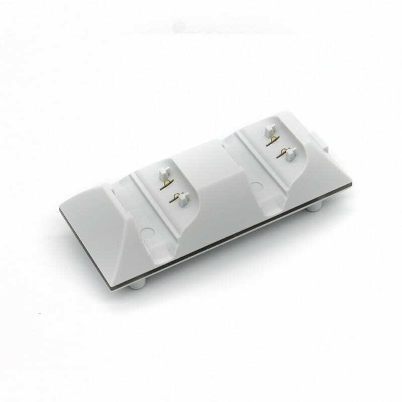 Sparkfox Dual Controller Charging Dock and Battery Pack - XBOX ONE and XBOX S White