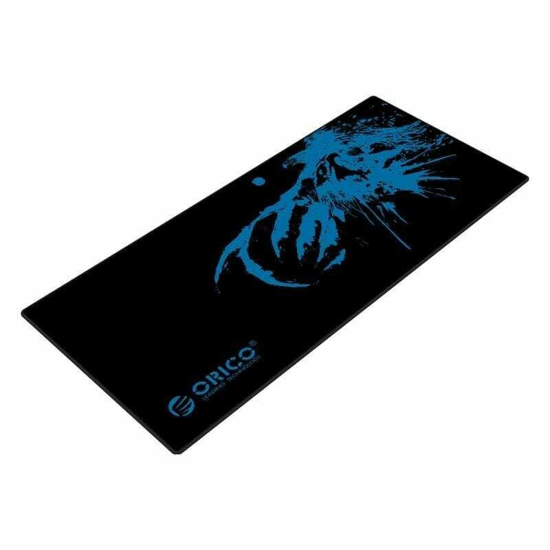 Orico Multispandex Rubber 900x400 Mousepad - Black