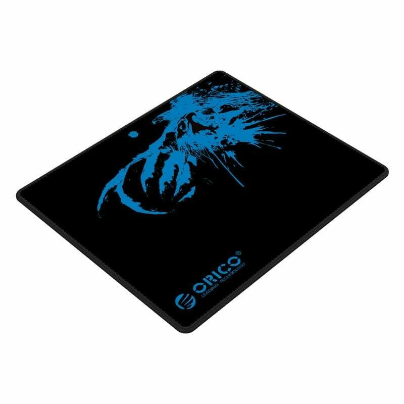 Orico Multispandex Rubber 300x250 Mousepad - Black