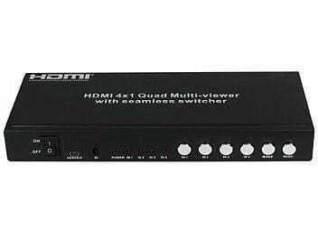 HDCVT4x1 HDMI 1.3 Swtich