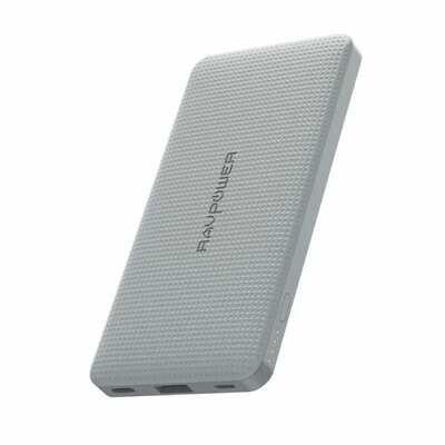 RAVPOWER 10000mAh USB,Type-C PD18W/QC3.0 Power Bank - Grey