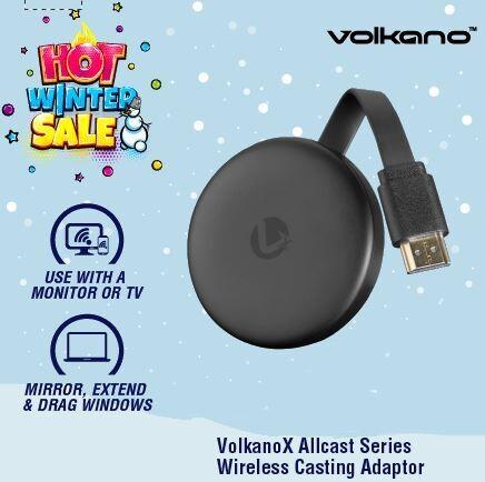 Volkano X Allcast Series Wireless Casting Adapter