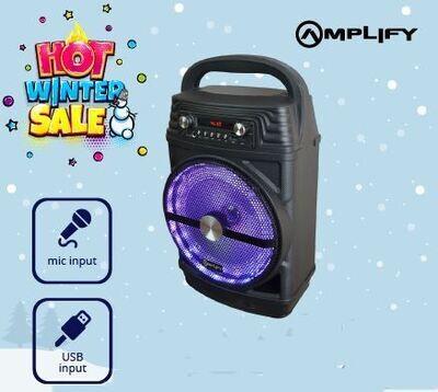 Amplify Cyclops 8' Bluetooth Trolley Speaker