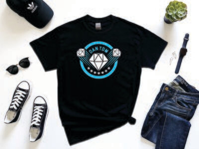 Dan TDM Colour T-Shirt