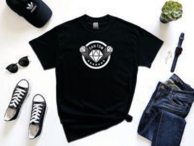 Dan TDM T-Shirt