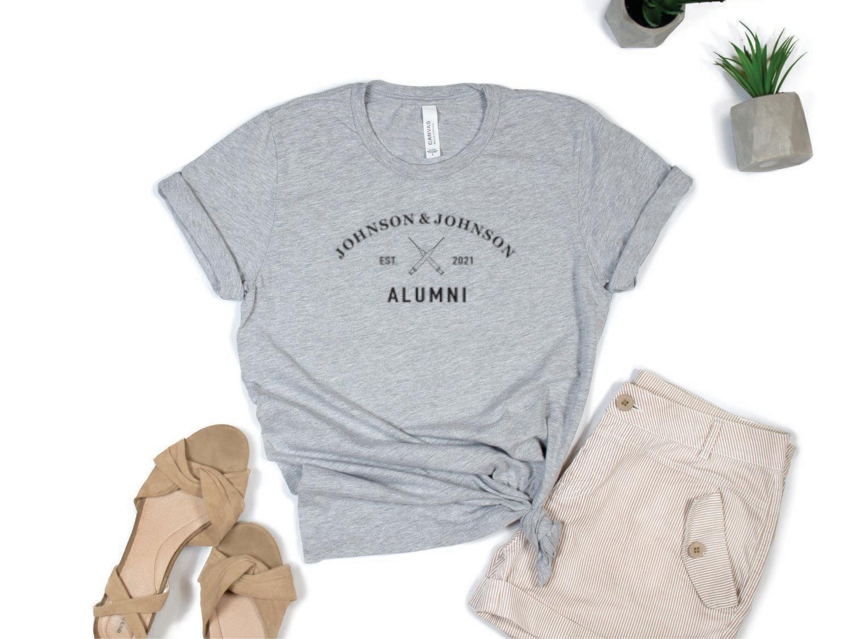 Johnson & Johnson Vaccine T-Shirt