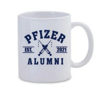 Pfizer Vaccinated Mug