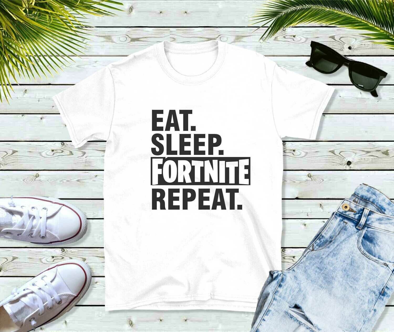 Eat Sleep Fortnite Repeat