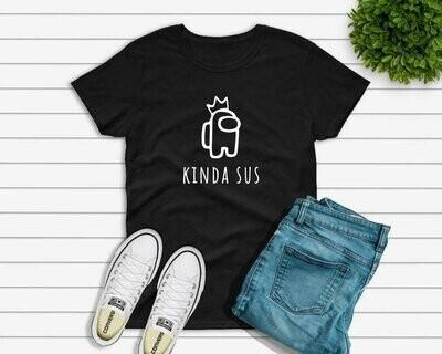 Imposter Kinda Sus T-Shirt