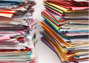 Cartellina per studi legali, fiscali, professionali