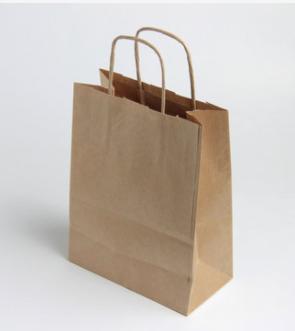 Shopper ABBIGLIAMENTO - cm 18x8x24 - 80 gr/mq