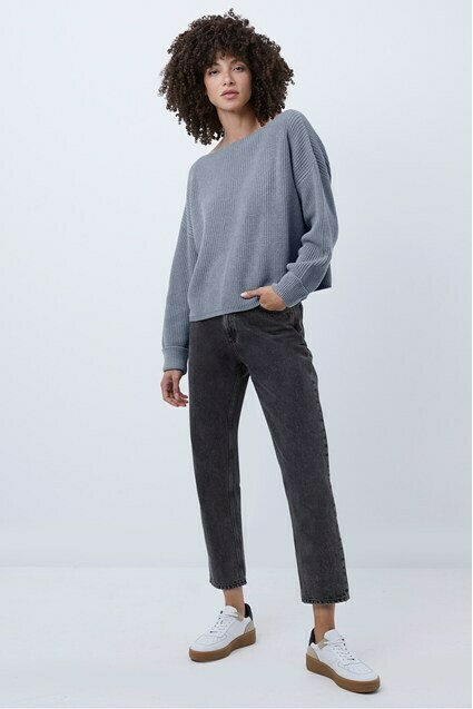 French Connection- Grey Mozart Sweater