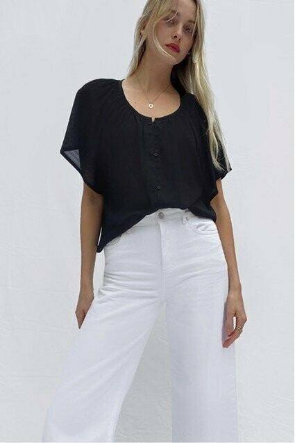 French Connection- Clar Smock Top