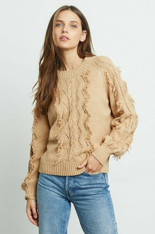 Rails- Francis Fringe Sweater