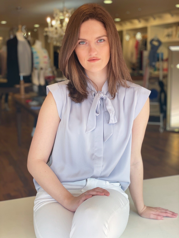 Greylin- Annette Short Sleeve Top