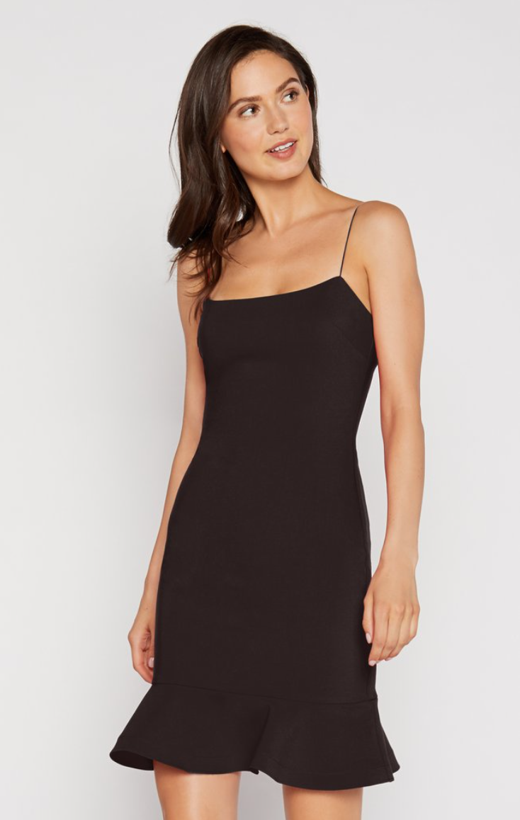 Likely- Banks Black Dress