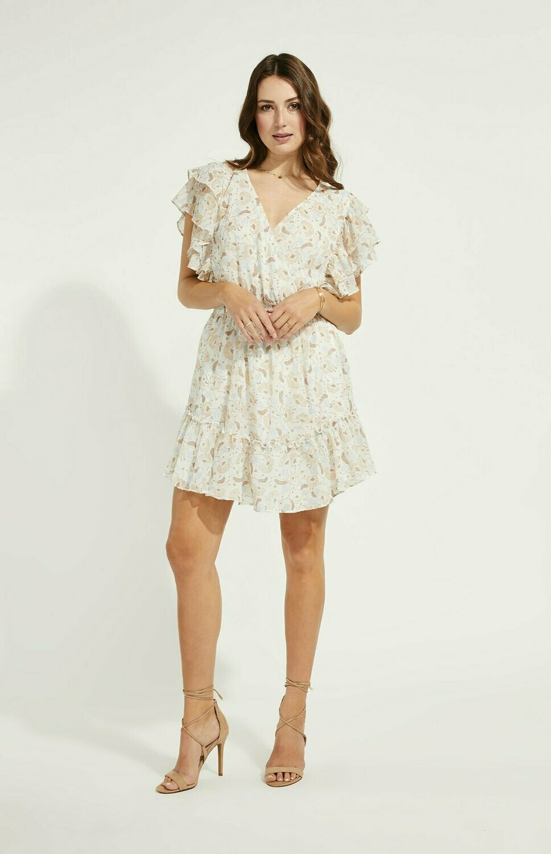 Gentle Fawn- Caroline Floral Dress