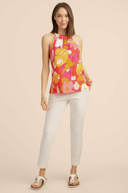 Trina Turk- Respite Floral Top