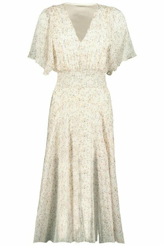 Bishop + Young- Germain Floral Smock Dress
