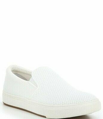 Steve Madden- White Coulter Sneaker