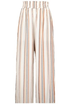 Bishop + Young- Super Chill Striped Wide Leg Pant