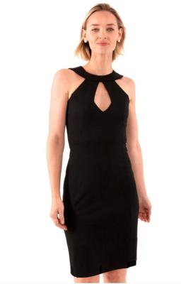 Gretchen Scott- Black Sublime Dress