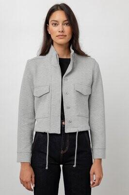 Rails- Thurston Grey Coat