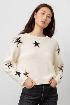 Rails- Perci Star Sweater