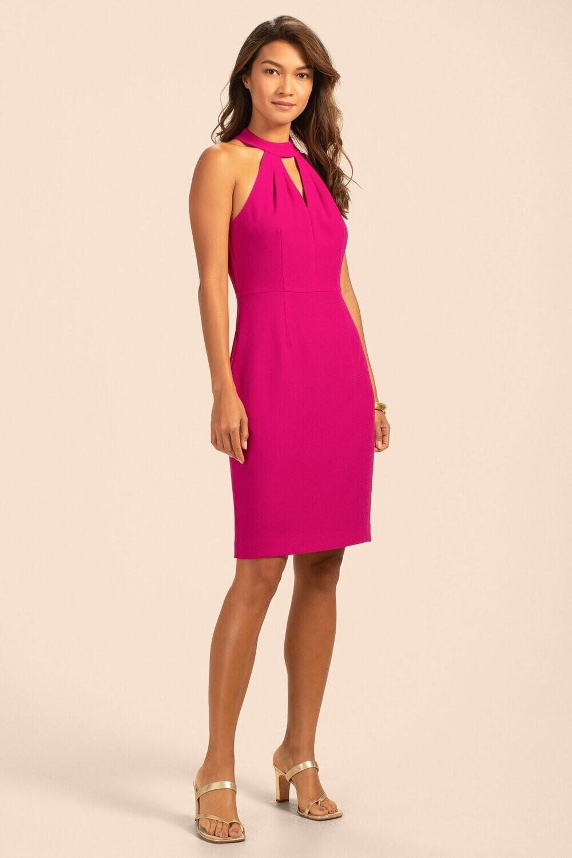 Trina Turk-Magenta Jovial Dress