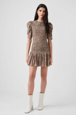 French Connection- Erika Drape Dress