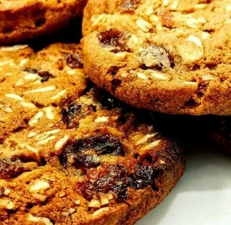 Cookie Oatmeal TMFC