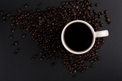 Coffee 12 Oz cup - Locally roasted -Organic
